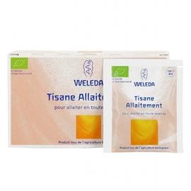 Weleda tisane allaitement - 20.0 unites - maternité - weleda Pour allaiter en toute sérénité-9725