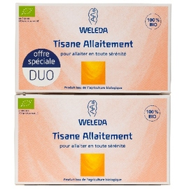 Weleda tisane allaitement - lot de 2 - weleda -148337