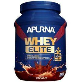 Whey elite saveur chocolat 750g - apurna -220933