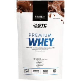 Whey proteines chocolat 750g lot de 3 - stc nutrition -138240