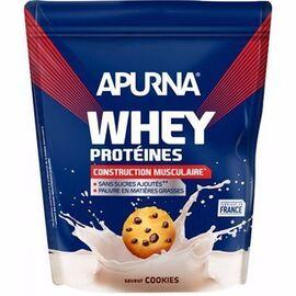 Whey protéines saveur cookies dyopack 750g - apurna -216650