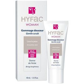 Woman gommage douceur 40ml - hyfac -220908