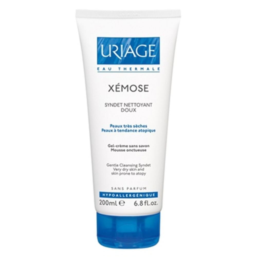 Xémose syndet nettoyant doux 200ml - uriage -197564