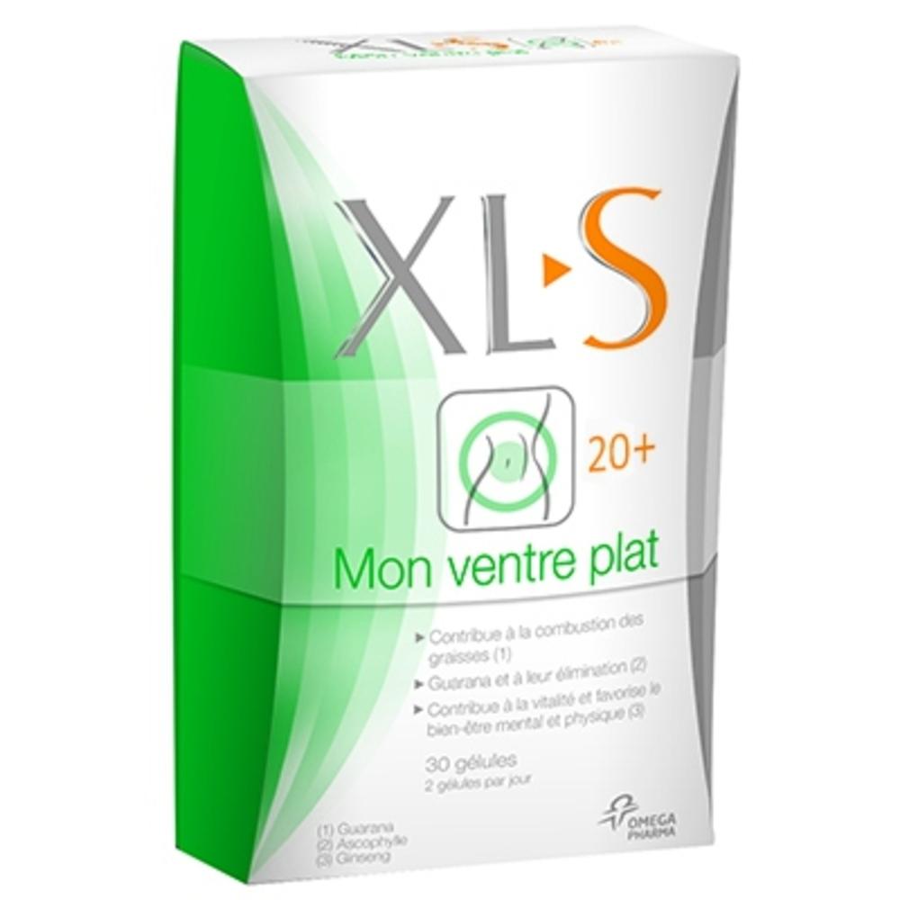 XLS 20+ Mon Ventre Plat - 30.0 unites - Minceur - Xls -140732
