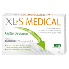 Xls medical capteur de graisses - 60.0 unites - xls médical -119891