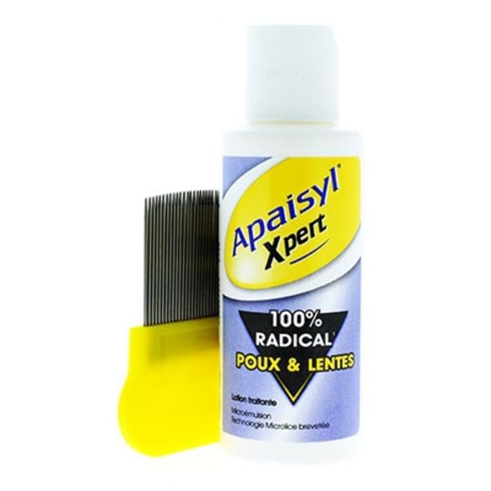 Xpert poux et lentes Apaisyl-146549