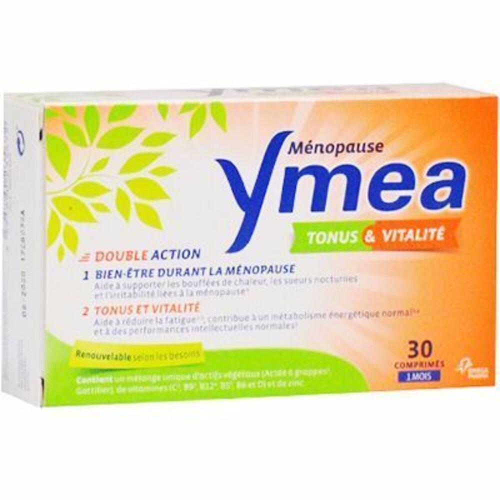 Ymea tonus et vitalité 30 comprimés - ymea -216299