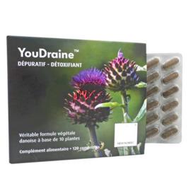 Youdraine - 120 comprimés - new nordic -199177