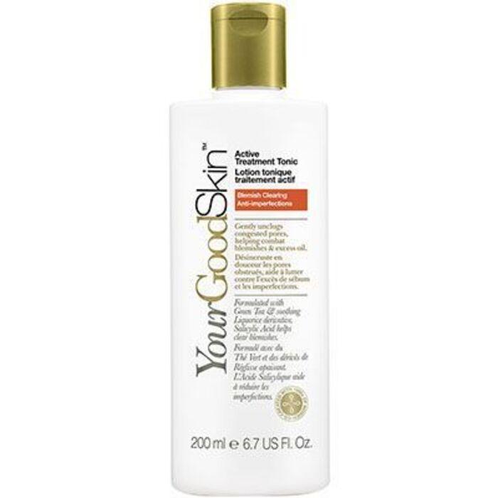 Yourgoodskin lotion tonique traitement actif 200ml Yourgoodskin-225280