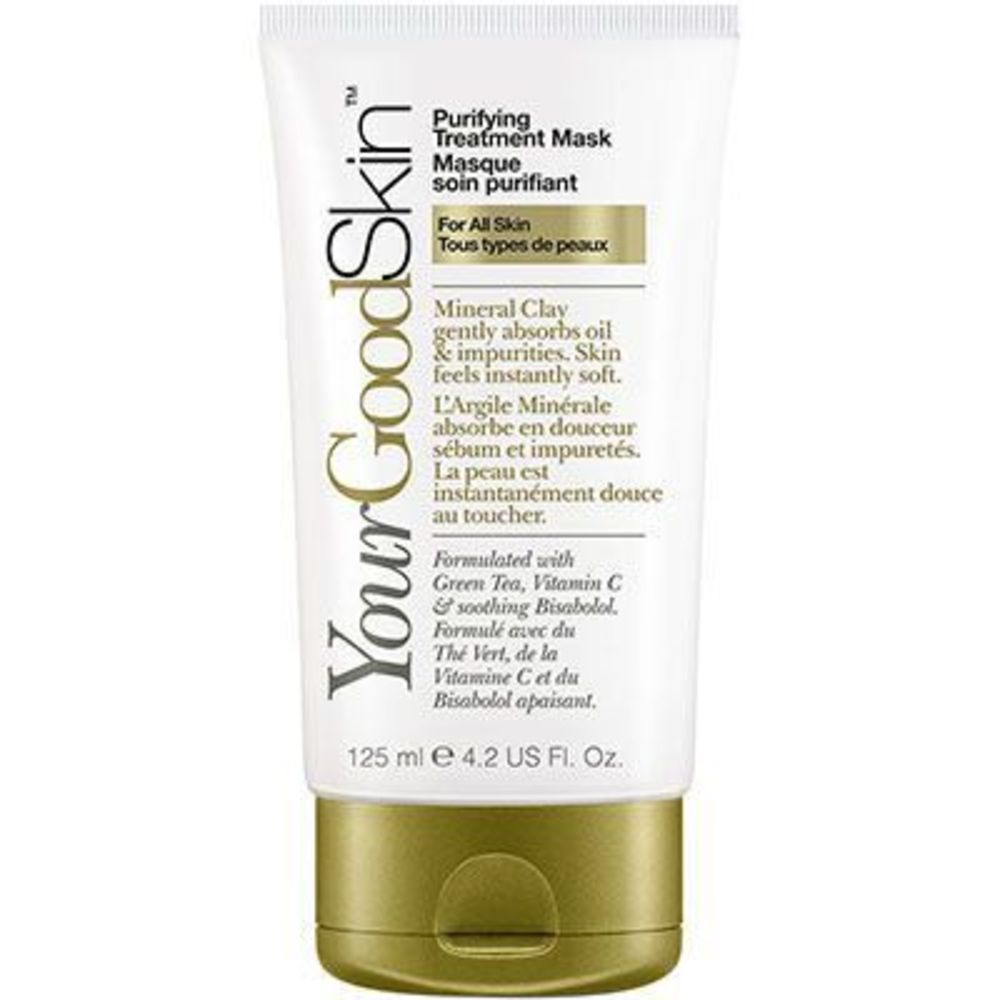 Yourgoodskin masque soin purifiant 125ml - yourgoodskin -225272