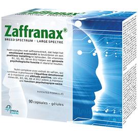 Zaffran ax - 90 gélules - omega pharma -205564