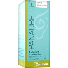 Zambon panaurette spray auriculaire 30ml - 30.0 ml - zambon -144995