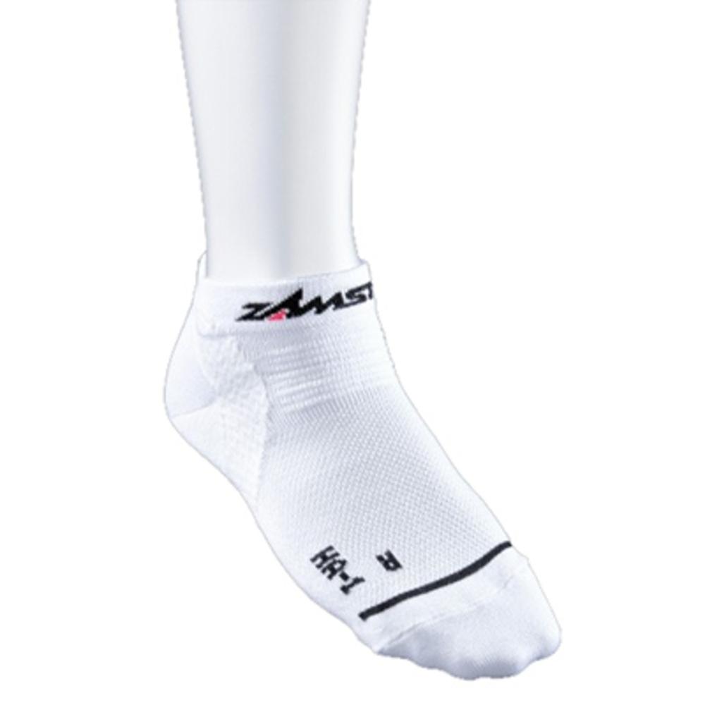 Zamst chaussette compressive ha-1 run blanc s - 1 paire - zamst -210949