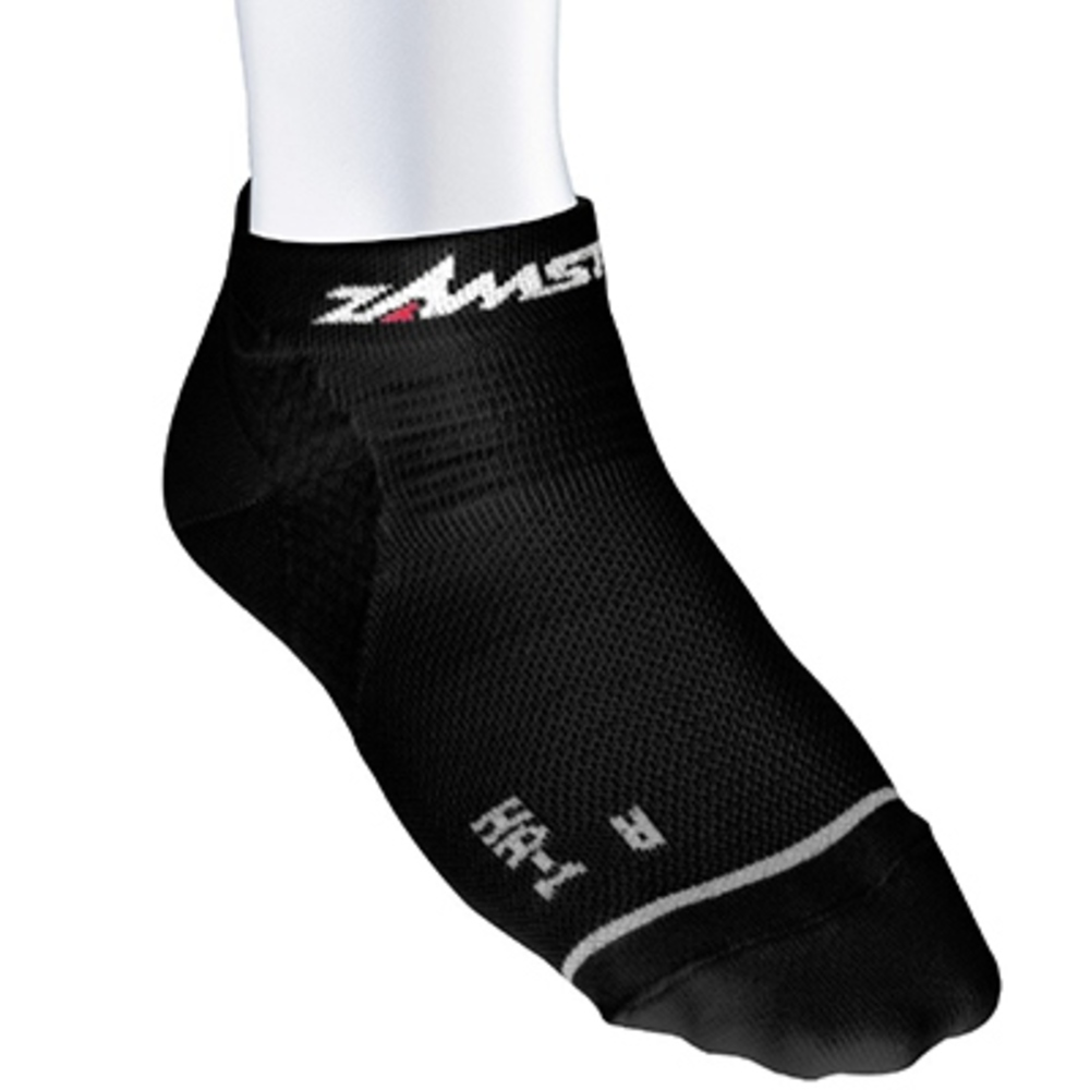 Zamst chaussette compressive ha-1 run noir l - 1 paire - zamst -210951