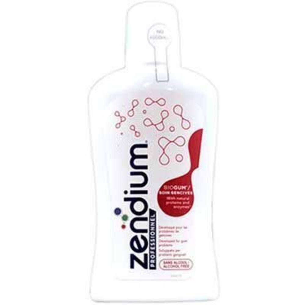 Zendium bain de bouche soin gencives 500ml - zendium -223611