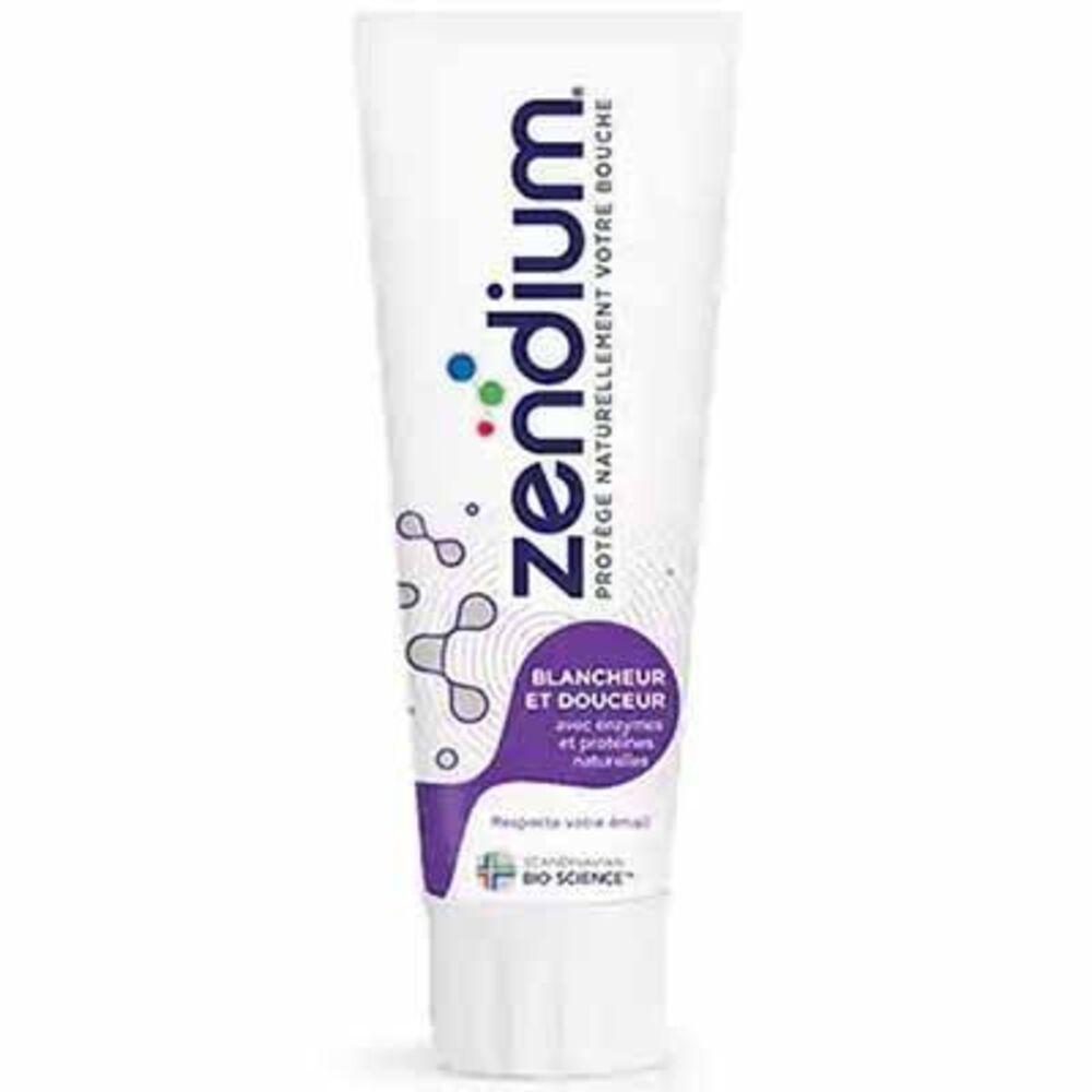 Zendium dentifrice formule douce 75ml - zendium -223526
