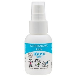 Zéropou spray bio - 50 ml - divers - alphanova -188682