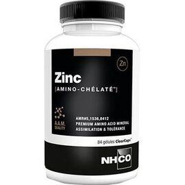Zinc amino-chelaté 84 gélules - 84.0 u - nhco -222790