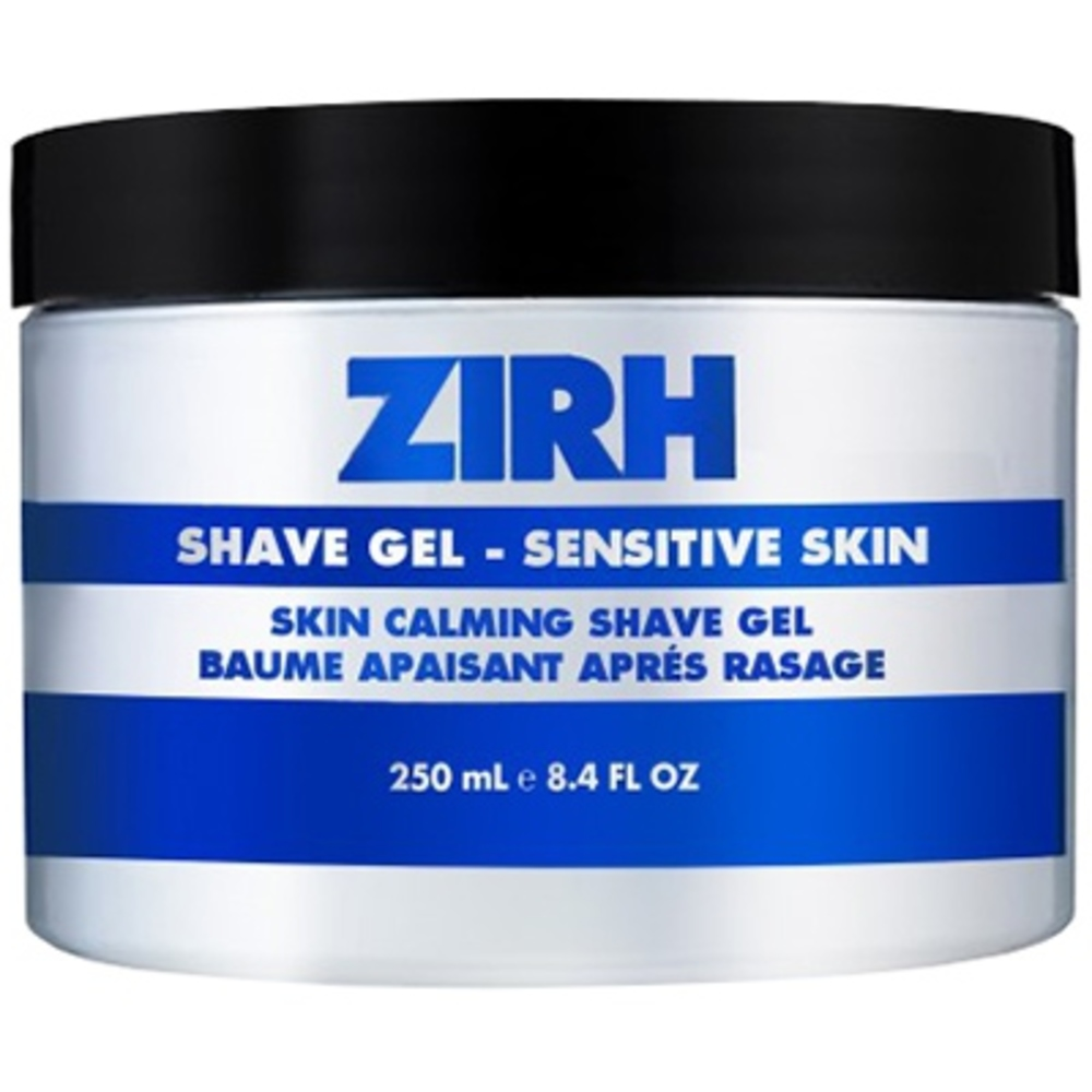 Zirh shave gel sensitive skin - 250ml - zirh -197704